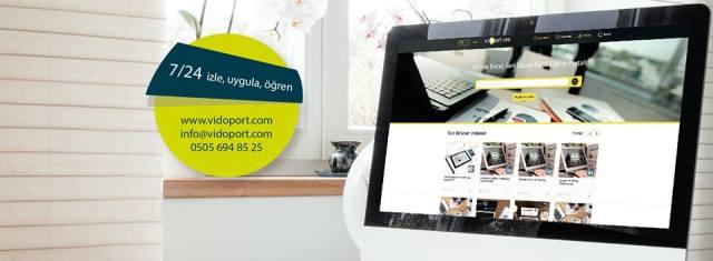Türkiye'nin Online Excel Eğitim Merkezi - vidoport.com