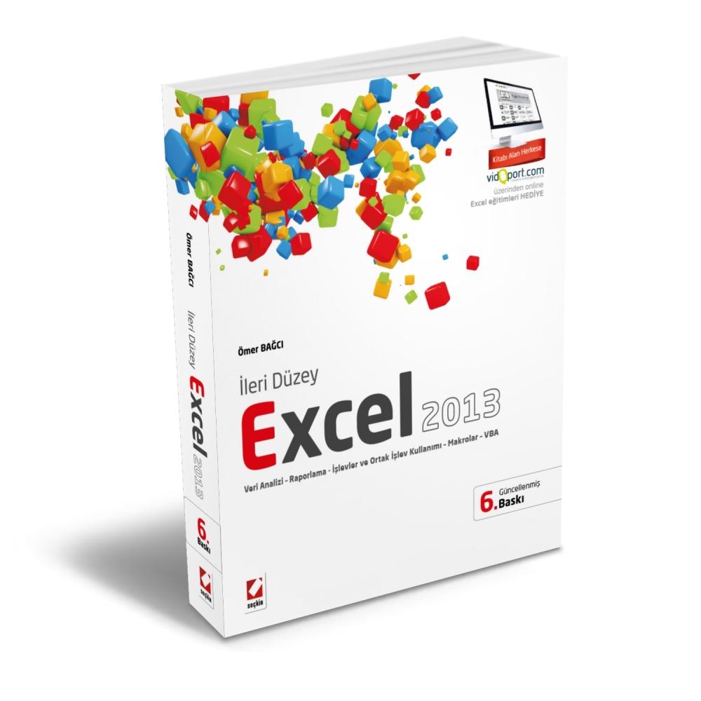 En iyi İleri Düzey Excel 2013 Kitabı