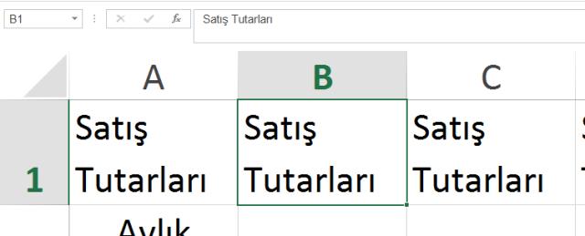 ileri Düzey Excel Eğitimleri-Vidoport.com