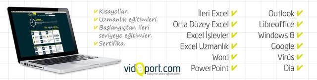 vidoport.com-Online Bilişim Akademisi