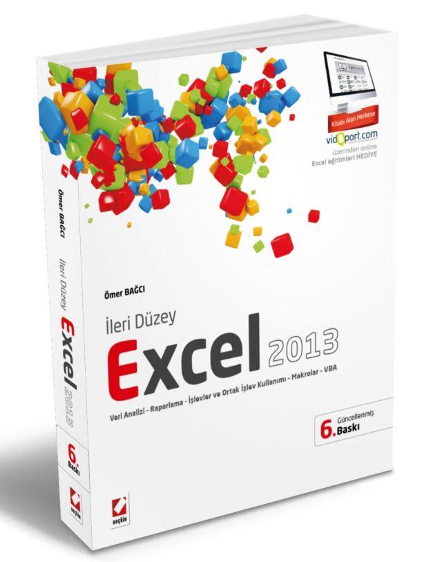 İleri Düzey Excel 2013 Kitabı