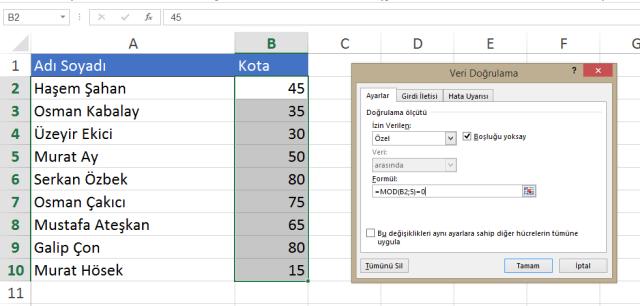 İleri Düzey Excel Eğitimleri - Ömer BAĞCI