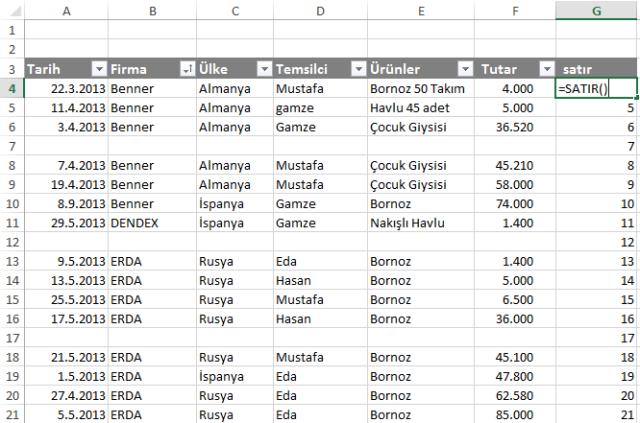 Excel Eğitimleri-Ömer BAĞCI