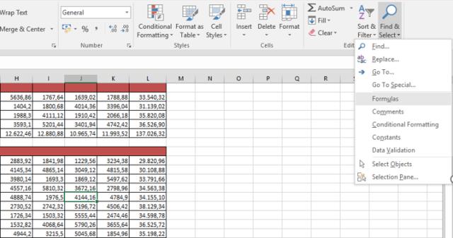 Excel'de Formülleri Bulmak ve Kullanmak
