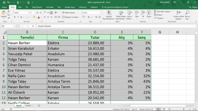 Excel koşulu Biçimlendirme-2 vidoport.com.png