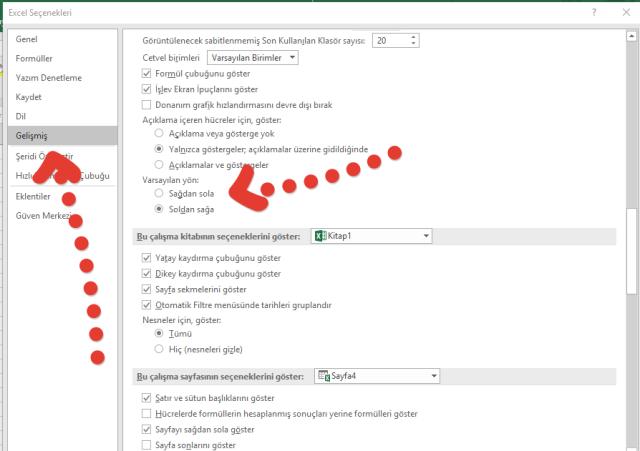 Excel vidoport.com çalışma sayfaları sağdan sola gelmesi-2.png