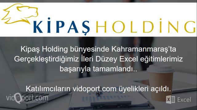 Kipaş Holding İleri Düzey Excel Eğitimleri-Ömer BAĞCI-vidoport.com.png