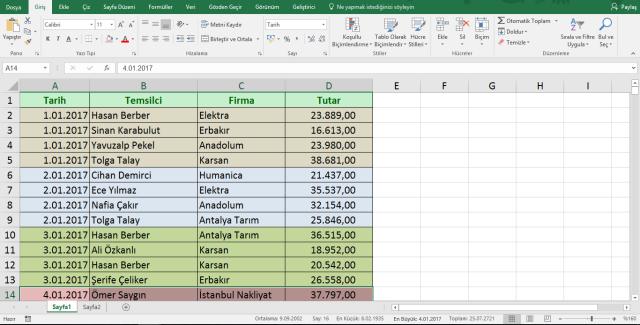 Excel listeleri vidoport.com ömer bağcı.png