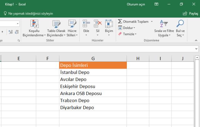 Excel bilinmeyenler-Ömer BAĞCI-İleri DÜzey Excel