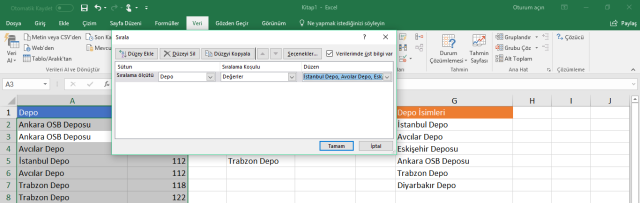 Excel bilinmeyenler-Ömer BAĞCI-İleri Excel