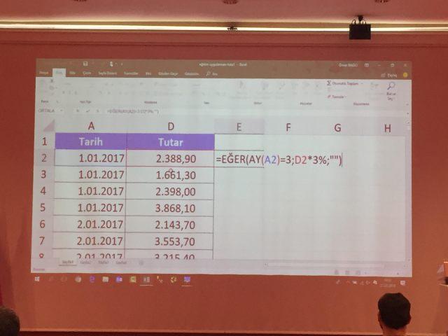 Tubitak Excel Eğitimi-vidoport-1