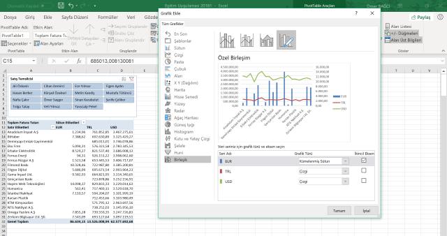 Excel Özet Tablo oluşturma eğitimleri - vidoport